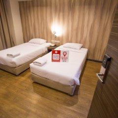 Отель Nida Rooms Yanawa Sathorn City Walk Бангкок сауна