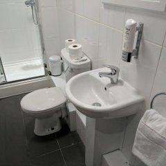 Отель Kelvin Apartment Великобритания, Глазго - отзывы, цены и фото номеров - забронировать отель Kelvin Apartment онлайн ванная
