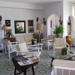 Villa Mora Hotel Джардини Наксос интерьер отеля фото 3