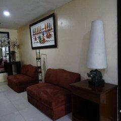 Отель The Corporate Inn Hotel Филиппины, Манила - отзывы, цены и фото номеров - забронировать отель The Corporate Inn Hotel онлайн комната для гостей фото 4