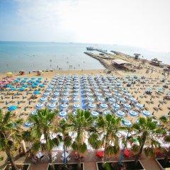 Hotel Iliria Internacional пляж фото 2