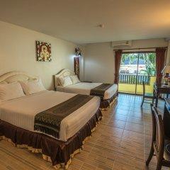 Отель Luckswan Resort комната для гостей фото 3