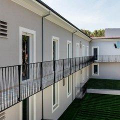 Hotel Vagabond балкон