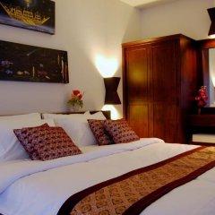 Отель Chaw Ka Cher Tropicana Lanta Resort 3* Улучшенный номер с различными типами кроватей фото 3