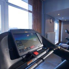 Lindner Hotel Am Michel фитнесс-зал фото 2