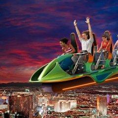 Отель Stratosphere Hotel, Casino & Tower США, Лас-Вегас - 8 отзывов об отеле, цены и фото номеров - забронировать отель Stratosphere Hotel, Casino & Tower онлайн пляж
