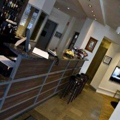 Отель Duxiana Malmö Мальме гостиничный бар