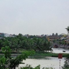 Banana Homestay And Hostel Хойан приотельная территория