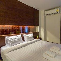 Отель The Bangkok Airport Link Suite комната для гостей фото 4