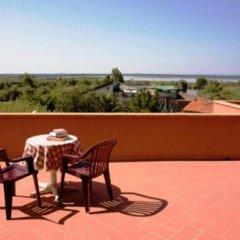 Hotel Le Rotonde Массароза балкон
