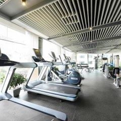 Отель Novotel Suites Hanoi фитнесс-зал