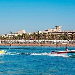 Crystal Tat Beach Golf Resort & Spa Турция, Белек - 1 отзыв об отеле, цены и фото номеров - забронировать отель Crystal Tat Beach Golf Resort & Spa онлайн приотельная территория