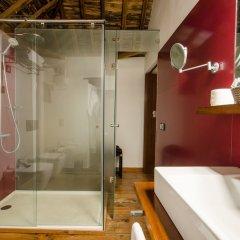 Hotel Rural El Mondalón ванная