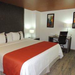 Отель Holiday Inn Mexico Buenavista Мексика, Мехико - отзывы, цены и фото номеров - забронировать отель Holiday Inn Mexico Buenavista онлайн комната для гостей фото 5