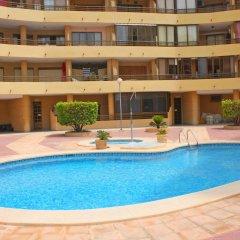 Отель Calpe V Costa Calpe бассейн