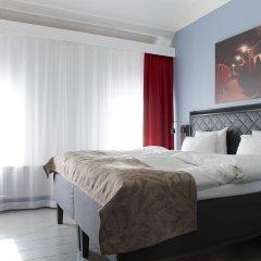 Отель First Norrtull Стокгольм комната для гостей фото 5
