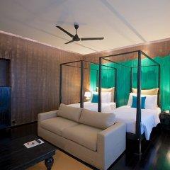 Отель Jetwing Yala Шри-Ланка, Катарагама - 2 отзыва об отеле, цены и фото номеров - забронировать отель Jetwing Yala онлайн комната для гостей фото 3