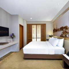 Отель Grande Centre Point Hotel Ploenchit Таиланд, Бангкок - 3 отзыва об отеле, цены и фото номеров - забронировать отель Grande Centre Point Hotel Ploenchit онлайн комната для гостей фото 5