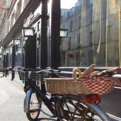 Отель Hôtel Esprit Saint Germain парковка
