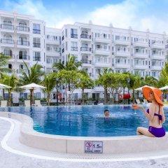 Отель Champa Island Nha Trang Resort Hotel & Spa Вьетнам, Нячанг - 1 отзыв об отеле, цены и фото номеров - забронировать отель Champa Island Nha Trang Resort Hotel & Spa онлайн детские мероприятия