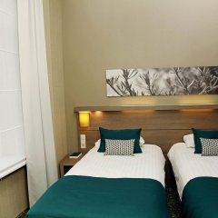 Отель City Hotels Algirdas Литва, Вильнюс - 6 отзывов об отеле, цены и фото номеров - забронировать отель City Hotels Algirdas онлайн комната для гостей фото 2
