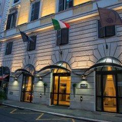Отель WINDROSE Рим вид на фасад