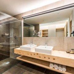 Отель Villa Waldkonigin Горнолыжный курорт Ортлер ванная фото 2