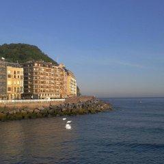 Hotel Parma Сан-Себастьян пляж