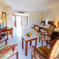 Отель Golden 5 Paradise Resort Египет, Хургада - отзывы, цены и фото номеров - забронировать отель Golden 5 Paradise Resort онлайн комната для гостей фото 3
