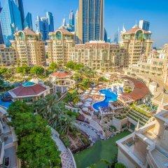 Отель Roda Al Murooj Дубай балкон