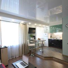 Апартаменты Apartment on Oktyabrya 43 Ярославль комната для гостей фото 4