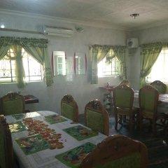 Отель Ekulu Green Guest House Энугу питание