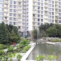 Апартаменты Bluesky Serviced Apartment Airport Plaza балкон