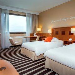Отель Novotel Gdansk Marina комната для гостей