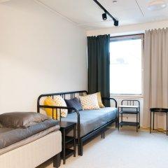 Отель Aikatalo Hostel Helsinki City Center Финляндия, Хельсинки - отзывы, цены и фото номеров - забронировать отель Aikatalo Hostel Helsinki City Center онлайн комната для гостей фото 3