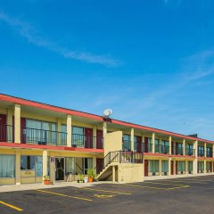 Отель Knights Inn-columbus Колумбус фото 3