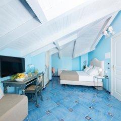 Отель B&B Villa Fabiana Италия, Амальфи - отзывы, цены и фото номеров - забронировать отель B&B Villa Fabiana онлайн комната для гостей фото 2