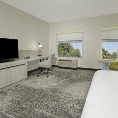 Отель Hilton Garden Inn Columbus-University Area США, Колумбус - отзывы, цены и фото номеров - забронировать отель Hilton Garden Inn Columbus-University Area онлайн комната для гостей фото 2