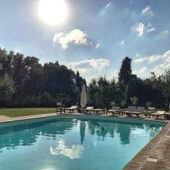 Отель Agriturismo I Bonsi Реггелло бассейн