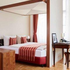 Отель Living Hotel an der Oper Австрия, Вена - 1 отзыв об отеле, цены и фото номеров - забронировать отель Living Hotel an der Oper онлайн комната для гостей фото 2