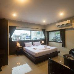 Отель Green Leaf Hostel Таиланд, Пхукет - отзывы, цены и фото номеров - забронировать отель Green Leaf Hostel онлайн комната для гостей фото 5
