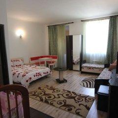 Мини-отель Папайя Парк Стандартный номер с разными типами кроватей фото 11