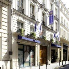 Отель Mercure Paris Opera Grands Boulevards вид на фасад фото 3