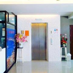 Отель T5 Suites Паттайя интерьер отеля