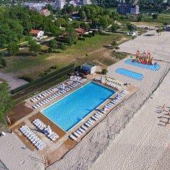 Отель Algara Beach Hotel - All Inclusive Болгария, Кранево - отзывы, цены и фото номеров - забронировать отель Algara Beach Hotel - All Inclusive онлайн бассейн фото 2
