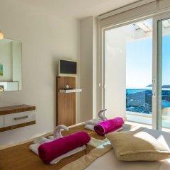 Villa Kiziltas 1 Турция, Калкан - отзывы, цены и фото номеров - забронировать отель Villa Kiziltas 1 онлайн комната для гостей фото 4