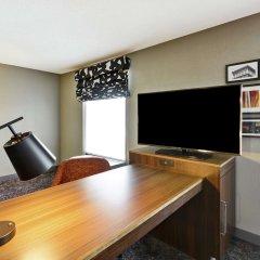 Отель Hampton Inn & Suites Columbus-Easton Area США, Колумбус - отзывы, цены и фото номеров - забронировать отель Hampton Inn & Suites Columbus-Easton Area онлайн интерьер отеля фото 3