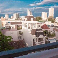 Mimosa Hotel балкон