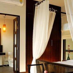 Отель Two Villas Holiday Oriental Style Layan Beach Таиланд, пляж Банг-Тао - отзывы, цены и фото номеров - забронировать отель Two Villas Holiday Oriental Style Layan Beach онлайн сейф в номере