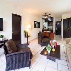 Отель Coral Costa Caribe комната для гостей фото 2